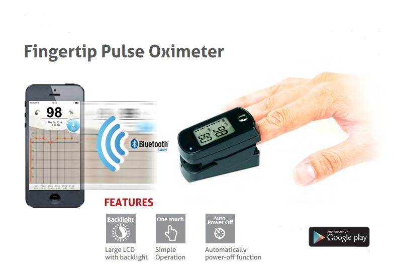 Bluetooth Pulse Oximeter-5.3-4