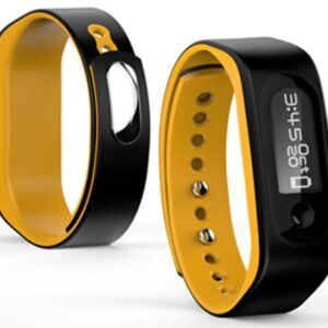 Heart Rate Distance & Step Tracker
