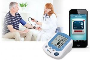 SIFBPM-2.1 Bluetooth Arm Blood Pressure Monitor model