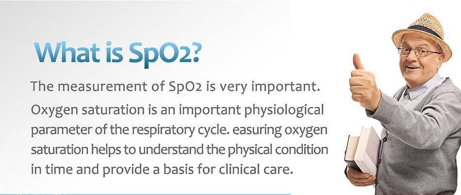 What is SpO2 - Pulse Oximeter