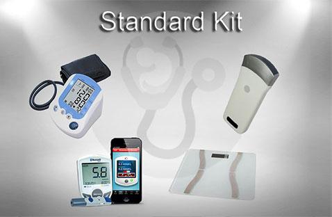 Standard Kit : SIFULTRAS-5.2 + SIFBPM-2.1 + SIFGLUCO-3.1 + SIFSCAL-3 main