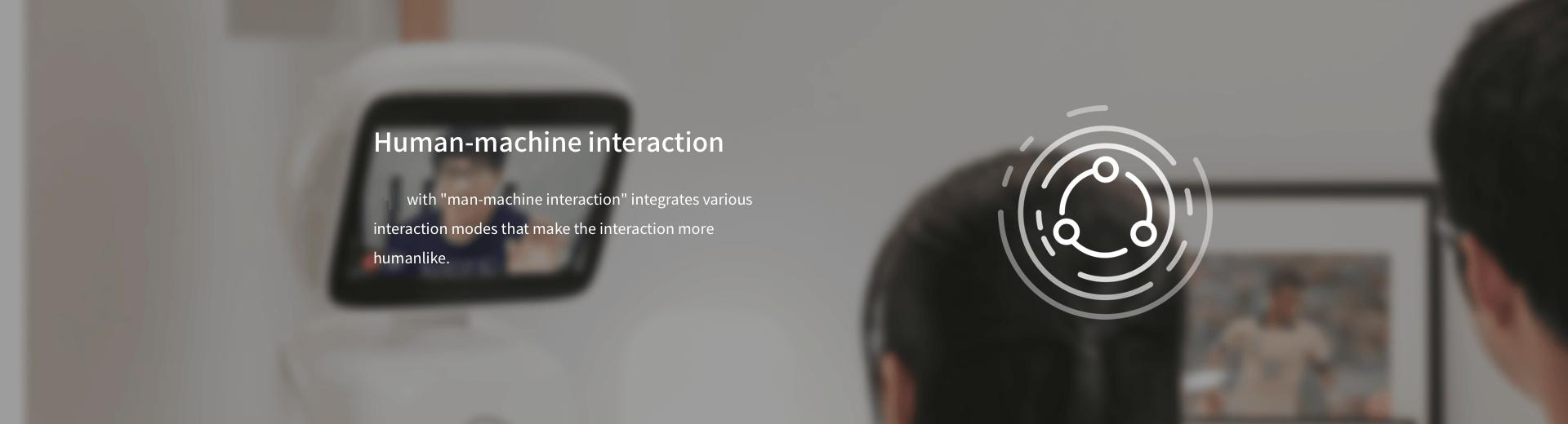 Human interaction SIFROBOT-1.0