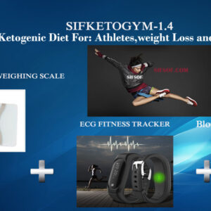 SIFKETOGYM-1.4: 6 In 1 Health Tracker Pack main