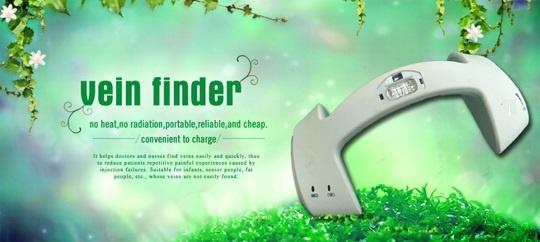 Handheld Infrared Vein Finder SIFVEIN-4.5 model