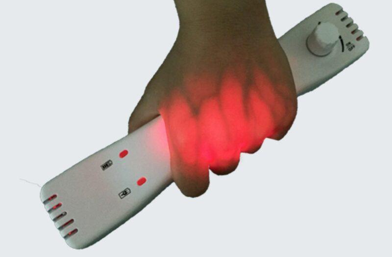 Portable Infrared Vein Finder: SIFVEIN-4.3 main