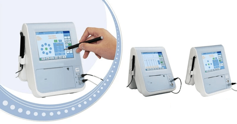 Ophthalmic Probe Ultrasound Scanner: SIFULTRAS-8.25