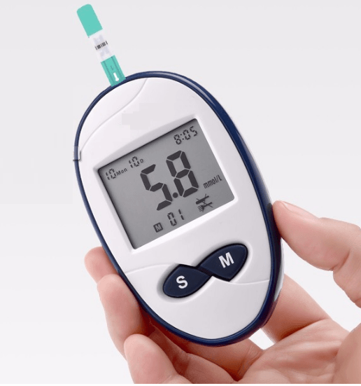 Portable Blood Glucometer, FDA Approved SIFGLUCO-4.9 main pic