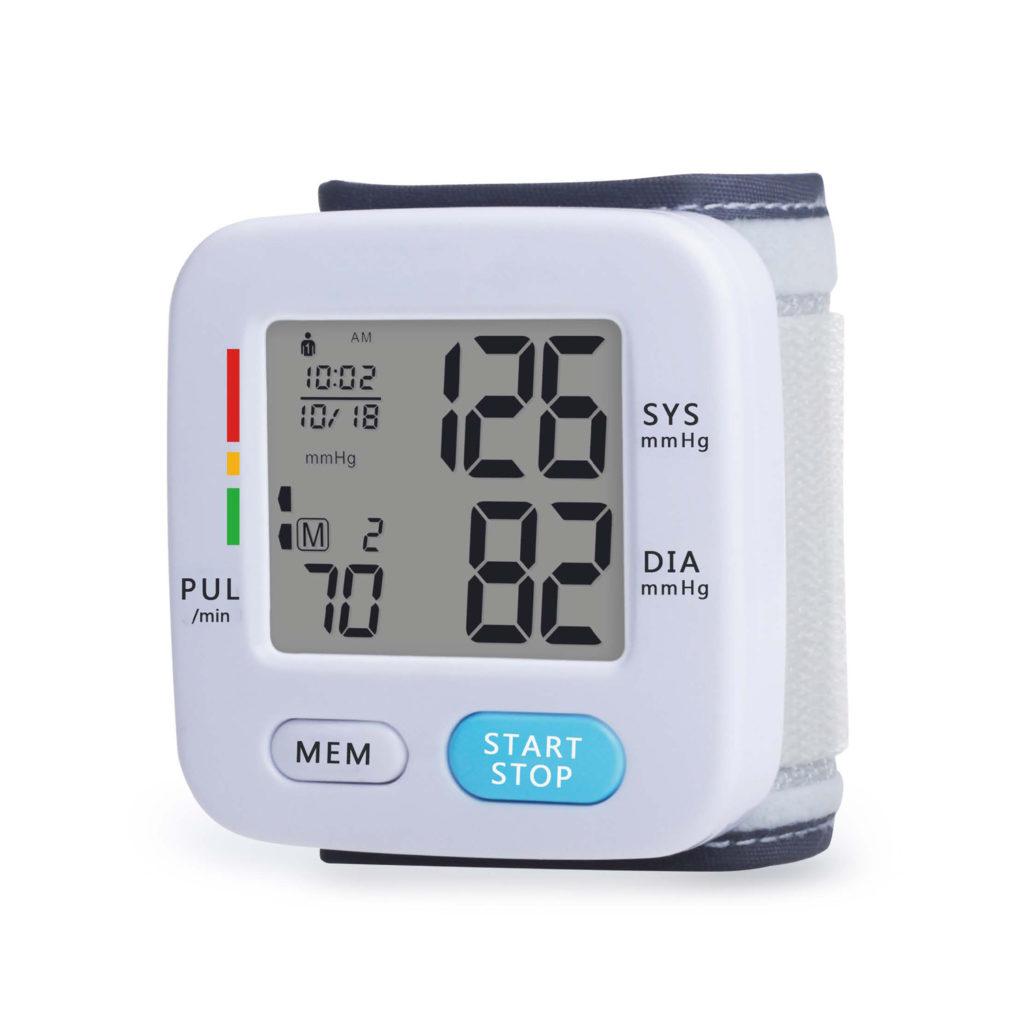 Bluetooth Wireless Arm Blood Pressure Monitor SIFBPM-2.5