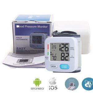 Bluetooth Wireless Arm Blood Pressure Monitor SIFBPM-2.5 main image