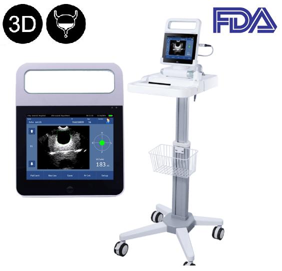 Bluetooth Wireless 3D Bladder Ultrasound Scanner SIFULTRAS-5.56 main