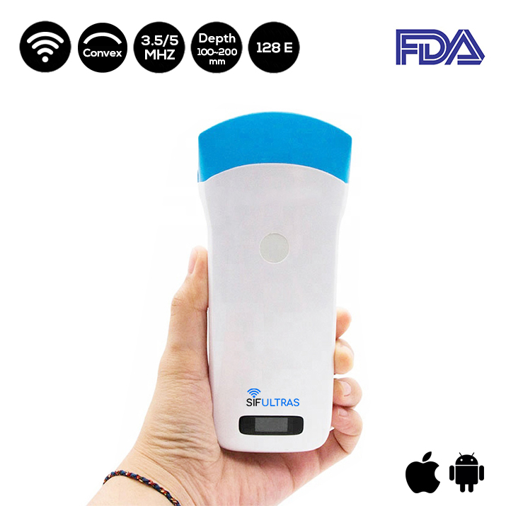 Wireless Convex Portable Ultrasound Scanner SIFULTRAS-5.2 MAIN