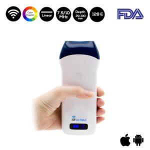 Linear Wireless Ultrasound Scanner SIFULTRAS-5.34 - Color Doppler main