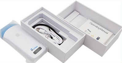 Wireless Linear Ultrasound Scanner SIFULTRAS-3.52 pack