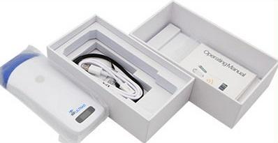 Color Doppler Mini Linear WiFi Ultrasound Scanner SIFULTRAS-3.51 pack