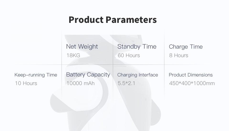 Professional Telepresence Robot Humanoid Design SIFROBOT-4.2 parameters