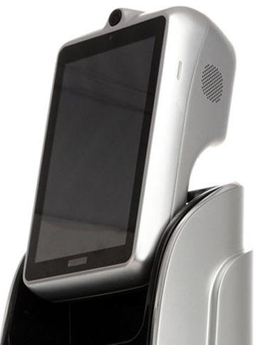 Telepresence Robot SIFROBOT-4.3 Autonomous Navigation and Intelligent Voice Chat telepresence-robot-descimage