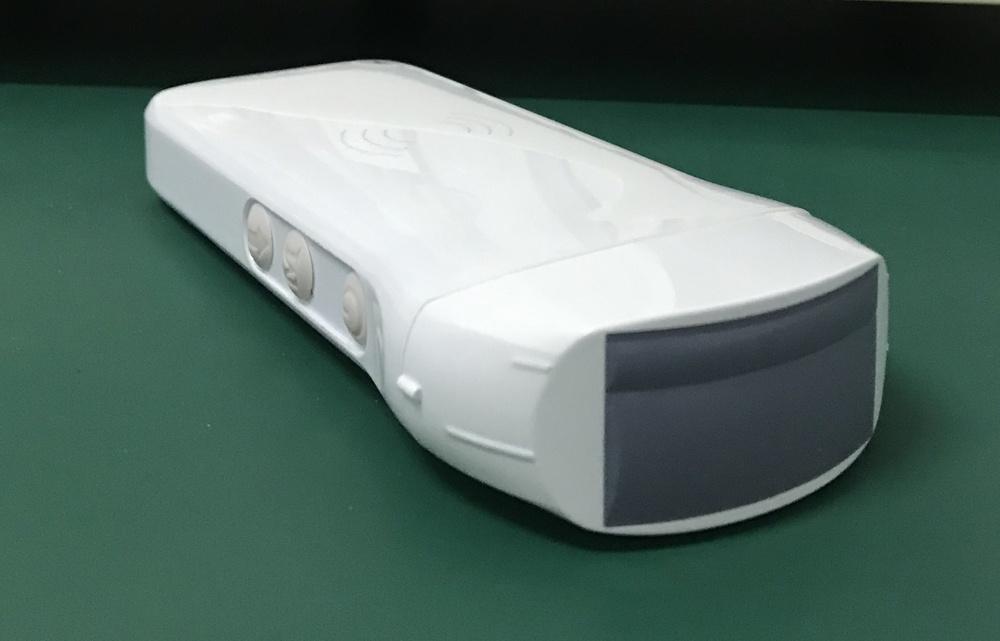 Wireless 3 in 1 Ultrasound Scanner SIFULTRAS-3.3 Triple Headed: Convex, Linear and Cardiac Probe pic Probe