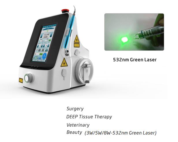Medical Diode Laser System SIFLASER-1.1 Portable Surgery Diode Laser System