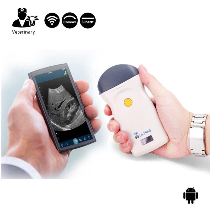 Veterinary Wireless Ultrasound Scanner SIFULTRAS-3.6 main image