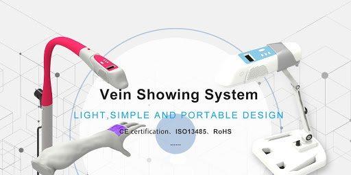 Vein Finder Trolley Type SIFVEIN-6.11 system