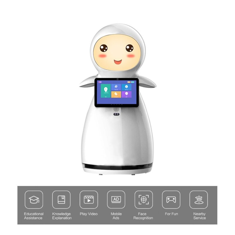 AI Smart Telepresence Educational Robot SIFROBOT-5.1 main pic