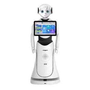 Intelligent Humanoid Reception Telepresence Robot SIFROBOT-5.0