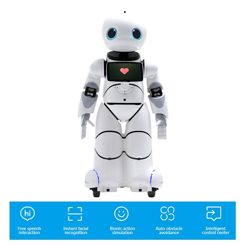 AI Humanoid Commercial Service Robot SIFROBOT-6.0 main pic