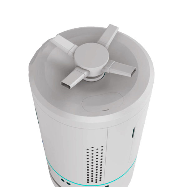 Autonomous Disinfection and Humidification Robot: SIFROBOT-6.3 model