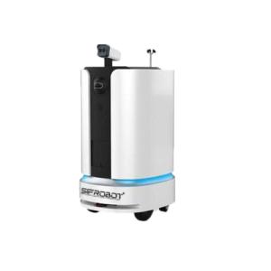 SIFROBOT-6.4-Disinfection Robot & Temperature checker