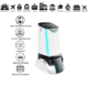 Indoor-Outdoor Delivery Robot: SIFROBOT-6.2 main pic