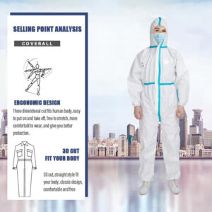Overall Protective Suit SIFSUIT-1.0