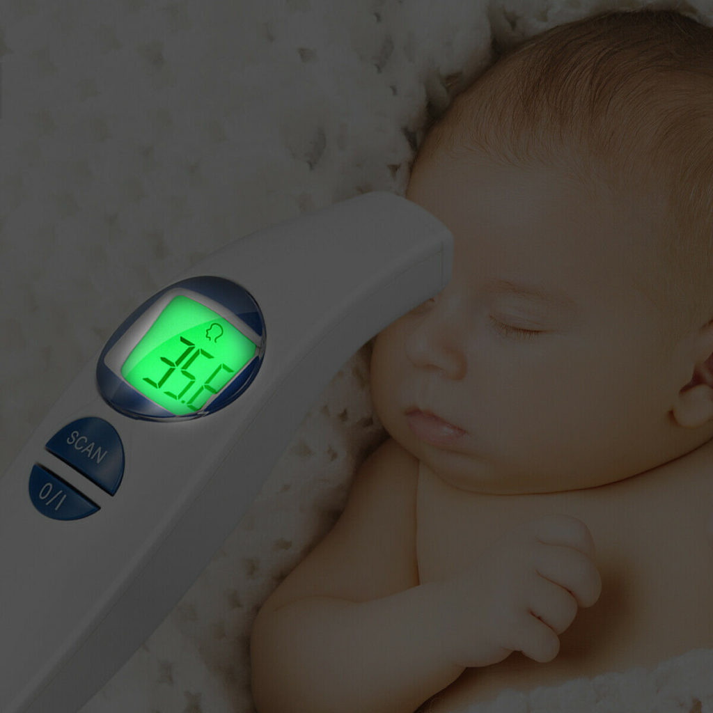 Non Contact Digital Infrared Thermometer FDA SIFTHERMO-2.2 temperature detector