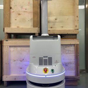 AI Mobile Disinfection Robot SIFROBOT-6.6