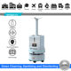 Intelligent Mobile Disinfection Robot: SIFROBOT-6.6