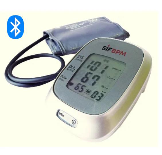 Bluetooth Arm Blood Pressure Meter SIFBPM-3.1 main