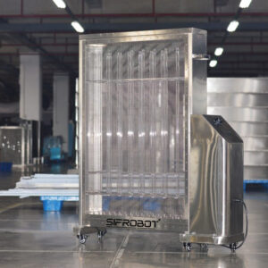 Mobile UVC Disinfection Lamp