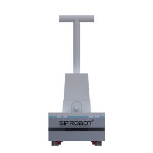 UV Disinfection and Dry Fog Robot