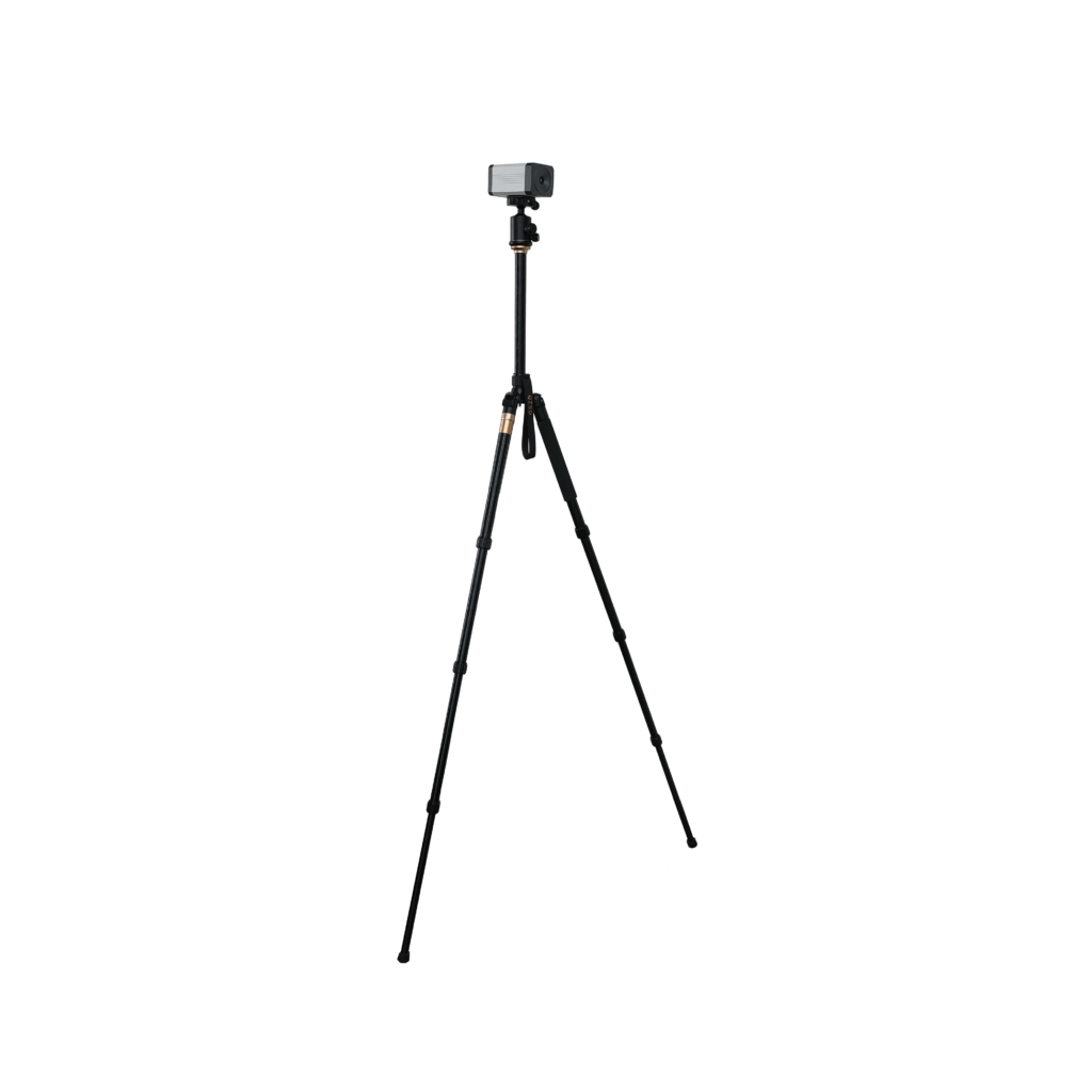 AI Infrared Thermal Camera With Blackbody: SIFROBOT-7.51 tripod
