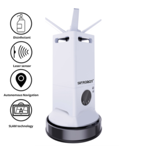 Dry Fog Disinfection Robot: SIFROBOT-6.61