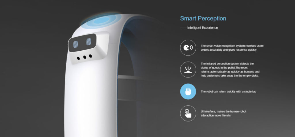Autonomous Delivery Robot: SIFROBOT-6.21 smart