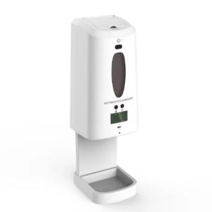 SAFEBIZPACK-1.3: Hand Sanitizer Dispenser & Temperature checker + Hypochlorous Dry Frog Sterilizing Atomizer + 500 mask pack SIFCLEANTEMPS-1.3 Picture