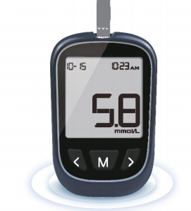 Bluetooth Blood Glucose Meter: SIFGLUCO-3.3 Main Picture
