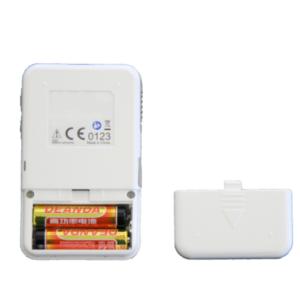 FDA Bluetooth Glucose Meter SIFGLUCO-3.5 back