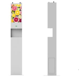 Sanitizer Dispenser and Wrist Temperature Detector: SIFCLEANTEMP-1.1 main pic