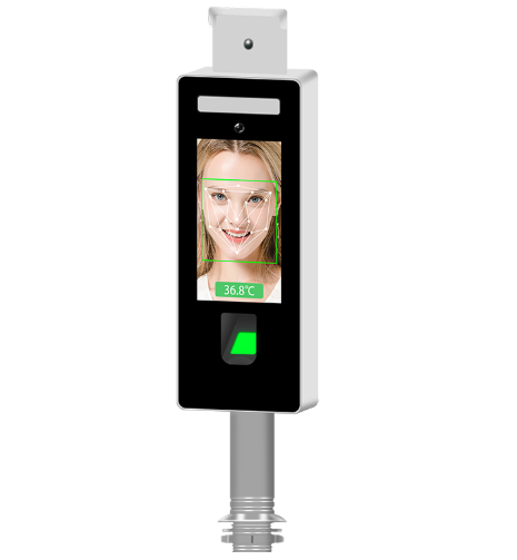 Face recognition and Fingerprint Temperature checker Stand type: SIFROBOT-7.82 model
