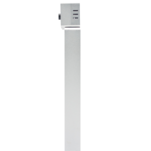Face recognition and Fingerprint Temperature checker Turnstile: SIFROBOT-7.81 model side