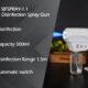 Dry Fog Disinfection Spray Gun: SIFSPRAY-1.1