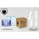 SAFETRAVELPACK-1.5:Handheld UV Light Sterilizing Stick + UV LED Sterilizer Box