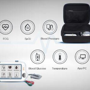 Bluetooth Vital Signs Monitor FDA SIFVITAL-1.0