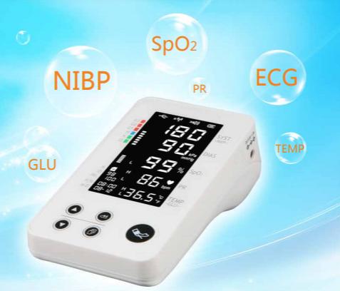 Bluetooth Vital signs Monitor SIFVITAL-1.2
